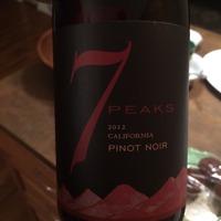 7 Peaks Pinot Noir 2012,