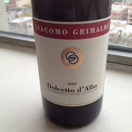 Dolcetto d'Alba 2009, Italy