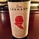 Peter Lehmann's Barossa Shiraz  Wine