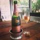 Crémant de Bourgogne Perle d'Aurore Rosé Brut  Wine