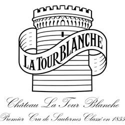 """Château La Tour Blanche <a href=""""/regions/bordeaux"""">Bordeaux</a> France"""