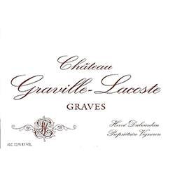 "Château Graville-Lacoste <a href=""/regions/bordeaux"">Bordeaux</a>, <a href=""/regions/graves"">Graves</a> France"