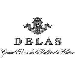 """Delas Freres <a href=""""/regions/cotes-du-rhone"""">Côtes du Rhône</a> France"""