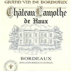"""Château Lamothe de Haux <a href=""""/regions/bordeaux"""">Bordeaux</a> France"""