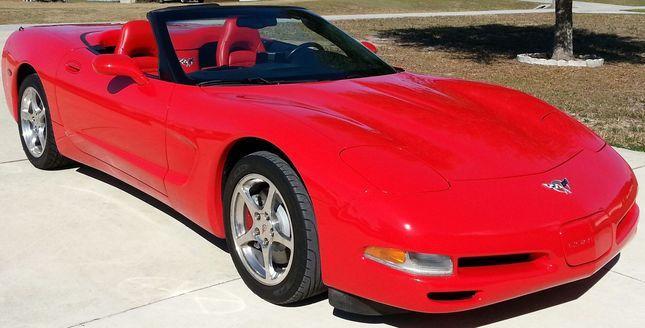 2003-corvette-convertible-50th-anniversary