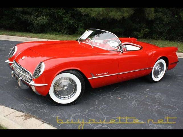 1954-corvette-convertible