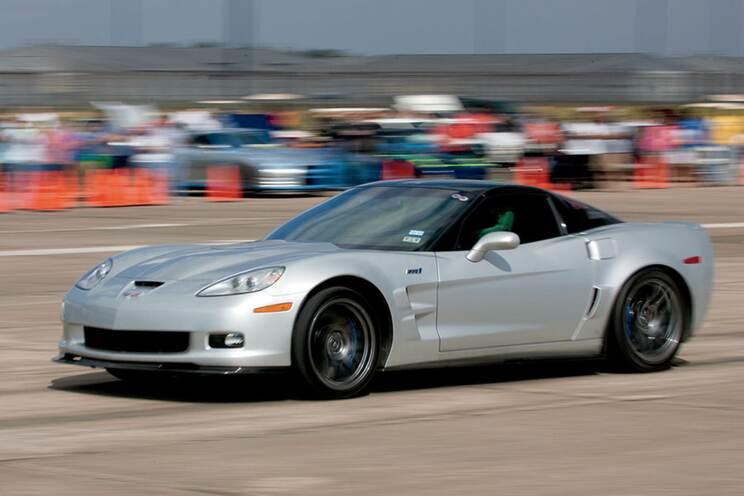 Killer Corvette 4