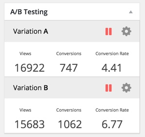 inbound now cta plugin ab testing review