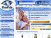 photo of the website for VisiVite Nutritional Supplements for Eye Health