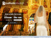photo of the website for CatholicMatch.com