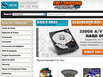 photo of the website for MCM Electronics