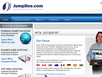 photo of the website for Jumpline.com Web Hosting