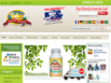 photo of the website for GC Premium Health Products