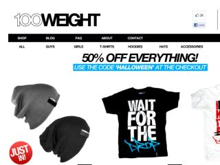 Shop at 100weight.com