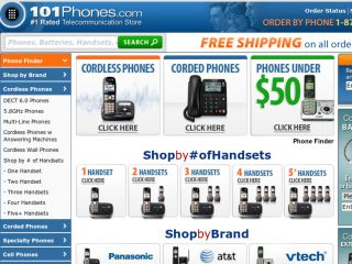 Shop at 101phones.com
