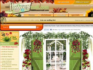 Shop at 1888flowermall.com