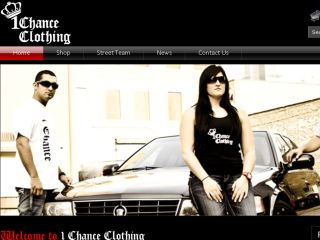 Shop at 1chanceclothing.com