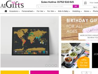Shop at a1gifts.co.uk
