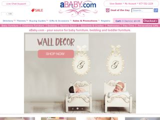 Shop at ababy.com