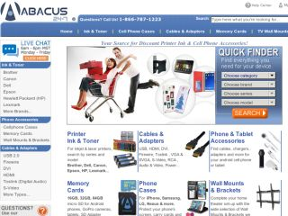 Shop at abacus24-7.com