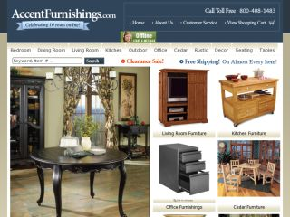 Shop at accentfurnishings.com