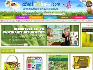Shop at achatnature.com