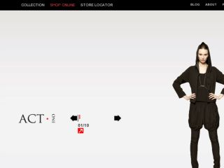Shop at act1nyc.com