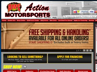Shop at actionmotorsportsyork.com