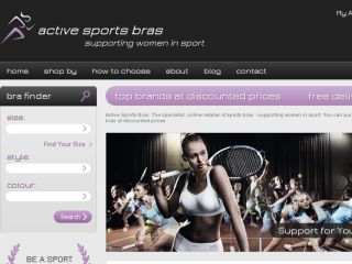 Shop at activesportsbras.co.uk