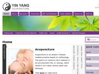 Shop at acupunctureclinichouston.com