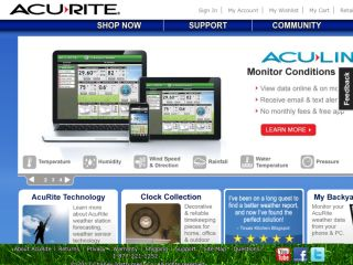 Shop at acurite.com