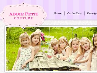 Shop at addiepetitcouture.com