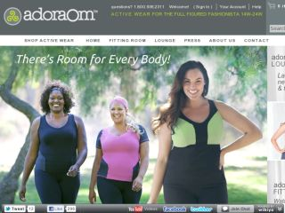 Shop at adoraom.com