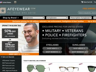 Shop at afeyewear.com
