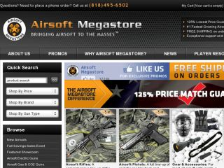 Shop at airsoftmegastore.com