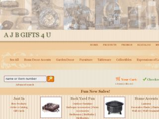 Shop at ajbgifts4u.com