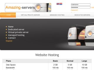 Shop at amazing-servers.com