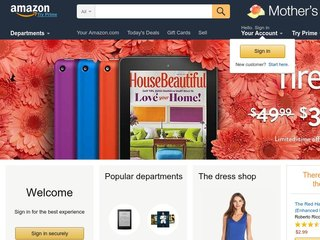 Shop at amazon.com