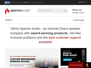 Shop at aperionaudio.com