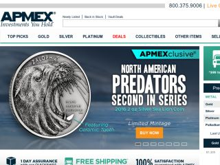 Shop at apmex.com