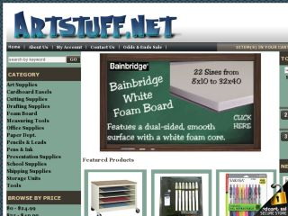 Shop at artstuff.net