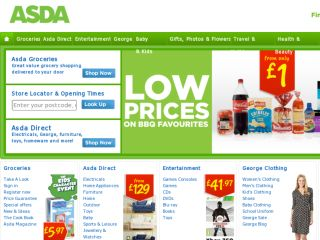 Shop at asda.com