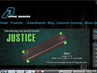 Shop at aspireboards.com