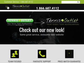 Shop at atennisoutlet.com