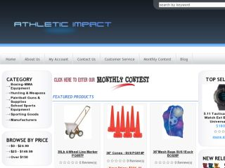 Shop at athleticimpact.com
