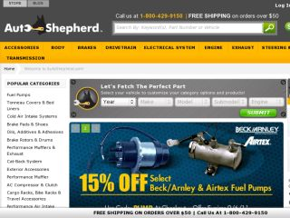 Shop at autoshepherd.com
