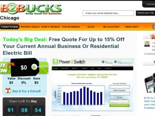 Shop at b2bucks.com