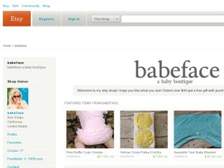 Shop at babeface.etsy.com