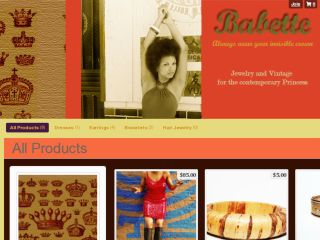 Shop at babette.storenvy.com