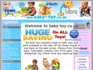 Shop at baby-toy.co.uk